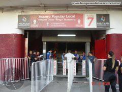 Puerta 7 Huracán