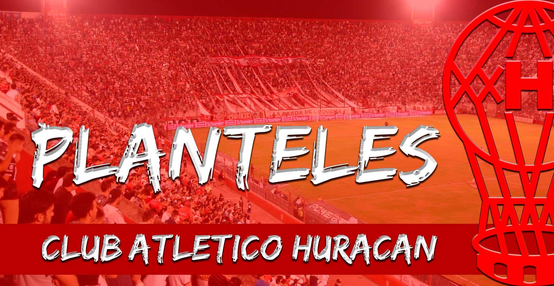 planteles club atlético huracán