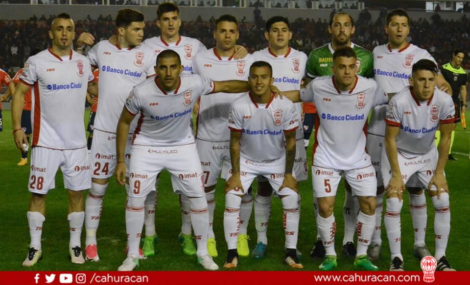 Plantel huracán Superliga 2017-2018