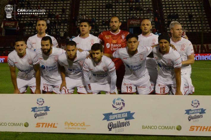Plantel huracán Superliga 2018-2019
