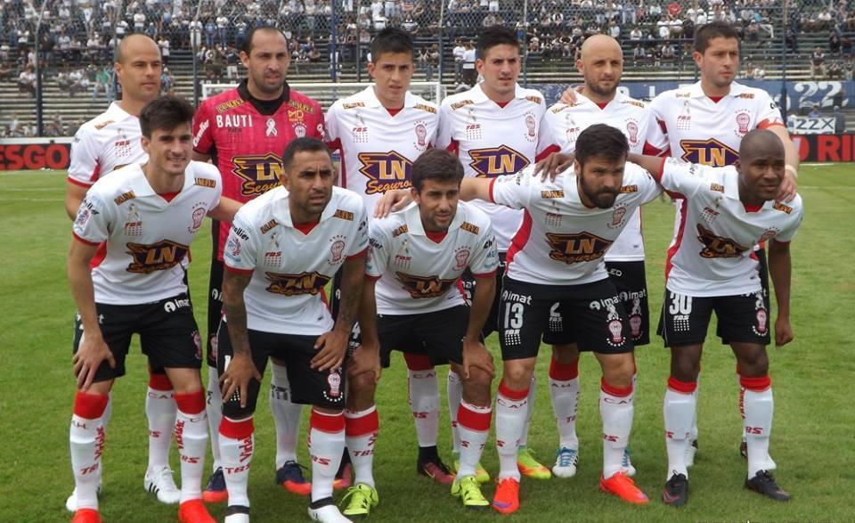 Plantel huracán Torneo primera division 2016 - 2017
