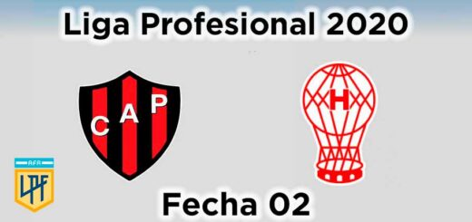 Patronato-Huracán-fecha-02-liga-profesional-de-fútbol