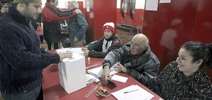 elecciones huracán 2011