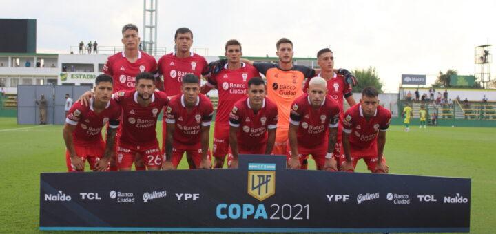 PLANTEL HURACÁN copa LIGA PROFESIONAL 2021