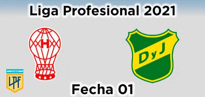 fecha-01-huracan-defensa-y-justicia-liga-profesional-2021
