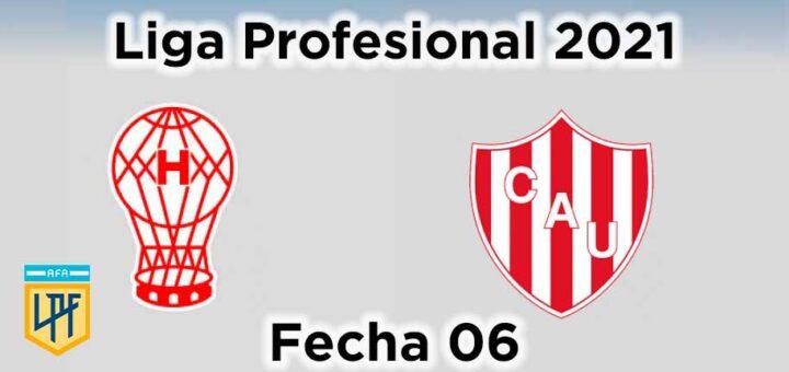 fecha-06-huracán-vs-union-liga-profesional-2021