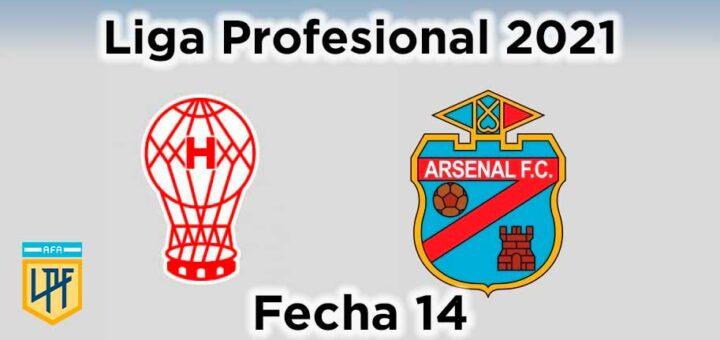 fecha-14-huracan-vs-arsenal-liga-profesional-de-futbol-2021