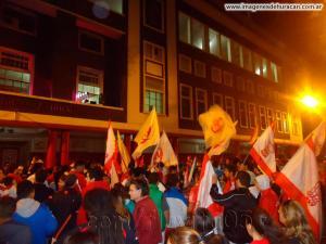 Festejos Supercopa 08