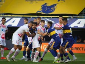 boca vs huracán copa maradona liga profesional