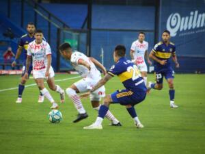 boca vs huracán copa maradona liga profesional 2