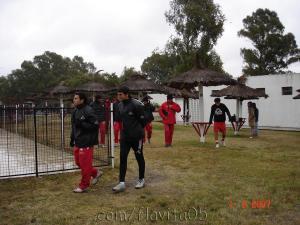 entrenamiento 01-08-2007 06