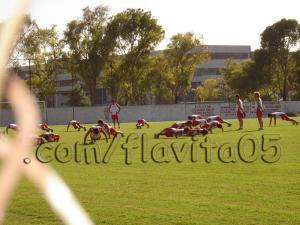 entrenamiento 05-01-2008 10