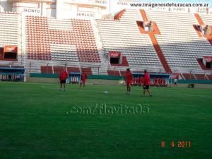 entrenamiento 08-04-2011 01