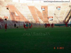 entrenamiento 08-04-2011 02