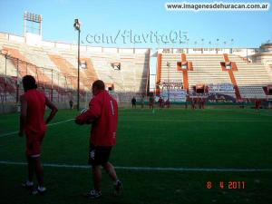 entrenamiento 08-04-2011 09