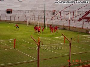 entrenamiento 15-04-2011 02