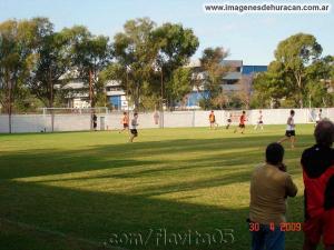 entrenamiento 30-04-2009 09