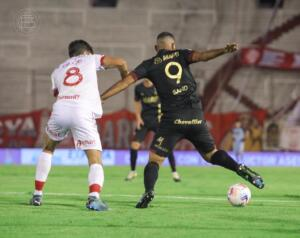 huracán yacob lanus fecha 04 copa liga profesional sand