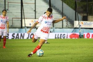 lozano arsenal vs huracán copa madarona liga profesional fecha 05