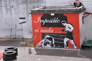 mural imposible es nada bonavena
