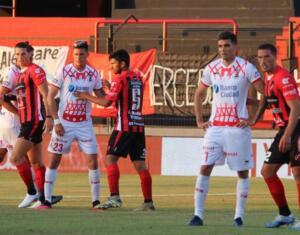patronato vs Huracán liga profesional de fútbol
