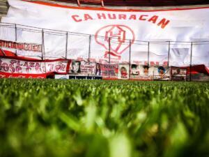 telon Huracán fecha 03 contra gimnasia en el duco